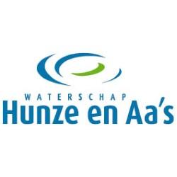 Logo hunze en aa